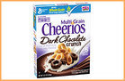 100-Calorie Chocolate Fixes: 2/3 cup Multi Grain Dark Chocolate Crunch Cheerios