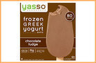 100-Calorie Chocolate Fixes: Yasso Chocolate Fudge Frozen Greek Yogurt Bar
