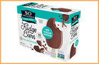 100-Calorie Chocolate Fixes: So Delicious Dairy Free Coconut Milk No Sugar Added Fudge Bars