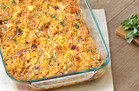 Hungry Girl's Healthy BBQ Chicken & Cauli' Rice Casserole Recipe
