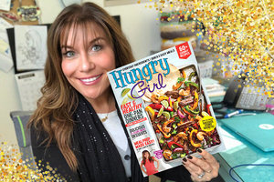 "Hungry Girl Magazine  ""New Year, YOU Year"" Issue (Spring 2019)"