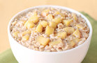 Hungry Girl's Healthy Apple Growing Oatmeal Recipe
