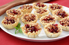 Hungry Girl's Healthy Savory Cranberry & Cheese Bites Recipe