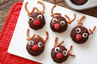 Hungry Girl's Healthy Rudolph Yum Yums Recipe
