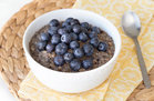 Hungry Girl's Healthy Slow-Cooker Blueberry Oatmeal Recipe