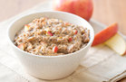 Hungry Girl's Healthy Slow-Cooker Apple Maple Oatmeal Recipe