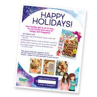 Hungry Girl Magazine: Last-Minute Stocking Stuffer Alert (Downloads IMMEDIATELY!)
