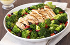 Hungry Girl's Healthy Fab Broccoli Salad Recipe