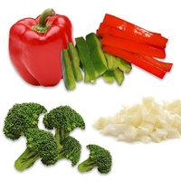 Chopped Veggie Stash