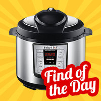 Amazon Find of the Day: Instant Pot DUO60