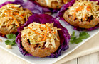 Hungry Girl's Healthy Totally Thai Turkey Burgers Recipe