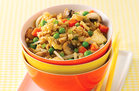 Hungry Girl's Healthy Veggie-rific Fried Rice Recipe