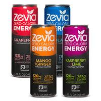 Zevia Zero Calorie Energy