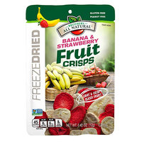 Instead of Dried Fruit, Go Freeze-Dried