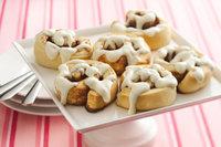Gooey Cinnamon Rolls With Cream Cheese Icing