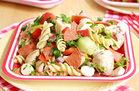 Hungry Girl's Healthy Veggie-Packed Antipasto Pasta Salad Recipe