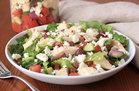 Hungry Girl's Healthy Greek Salad in a Jar Recipe