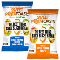 Sweet PotaTOASTS