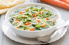Hungry Girl's Healthy Slow-Cooker Veggie-Noodle Soup Recipe