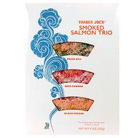 Trader Joe's Smoked Salmon Trio