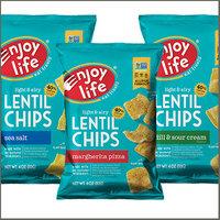 Enjoy Life Light & Airy Lentil Chips