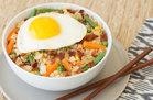 Hungry Girl's Healthy Cauliflower Fried Rice Breakfast Bowl Recipe
