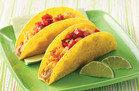 Hungry Girl's Healthy Breakfast Fiesta Crunchy Tacos Recipe