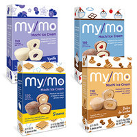My/Mo Mochi Ice Cream in Triple-Layer Flavors