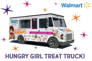 The Hungry Girl Simply 6 Treat Truck Is Hitting the Road!