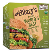 Hilary's Organic World's Best Veggie Burgers