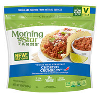 MorningStar Farms Veggie Meal Starters Chorizo Crumbles