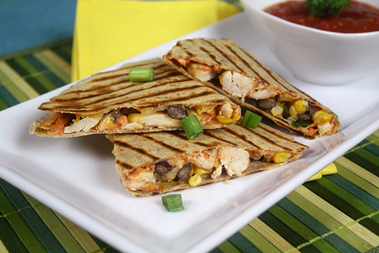 SW BBQ Chicken Quesadilla