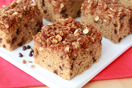 Choco-Chip Coffee Cake