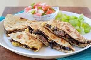 Healthy Steak Quesadilla Recipe