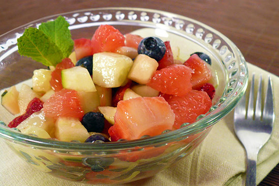 Ginormous Fruit Salad Surprise