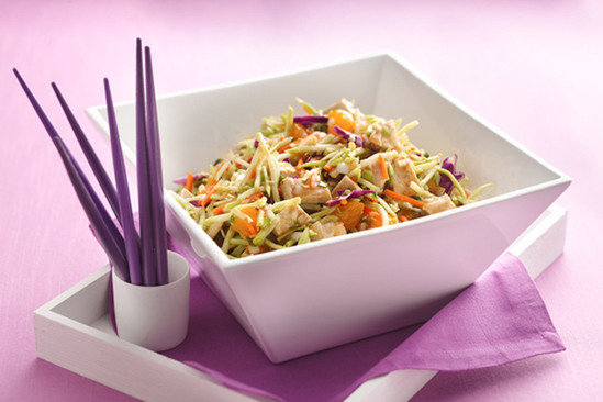 Hungry Girl's Healthy Chinese Chicken Salad Recipe