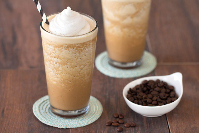 Hungry Girl's Healthy Protein-Packed Vanilla Swappuccino