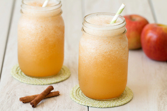 Hungry Girl's Healthy Oversized Apple Spice Daiquiri Recipe