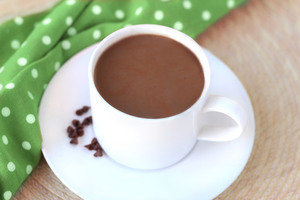 Healthy Hint-of-Mint Mocha Recipe