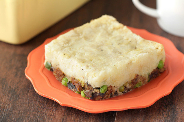 Hungry Girl's Healthy Rise 'n Shine Shepherd's Pie Recipe