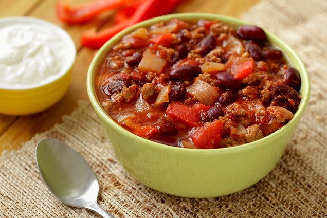 All About Adobo Turkey Chili