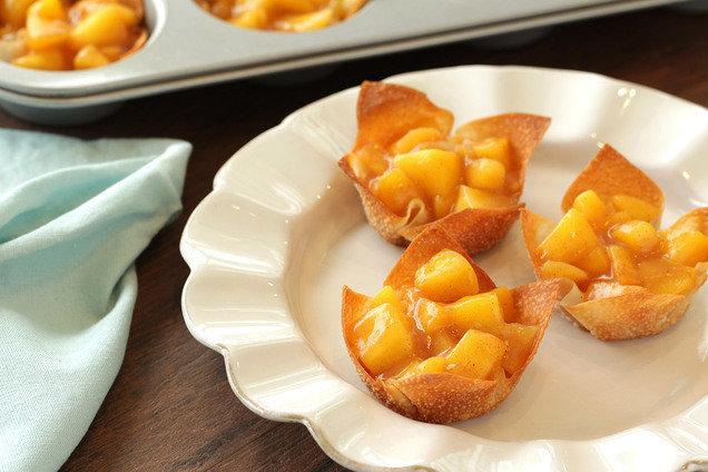 Personal Peach Pies Print