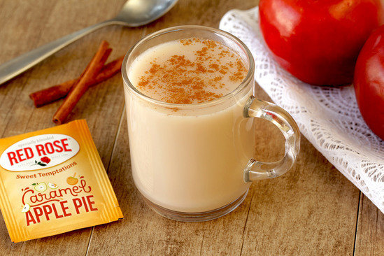 Hungry Girl's Healthy Caramel Apple Pie Latte Recipe