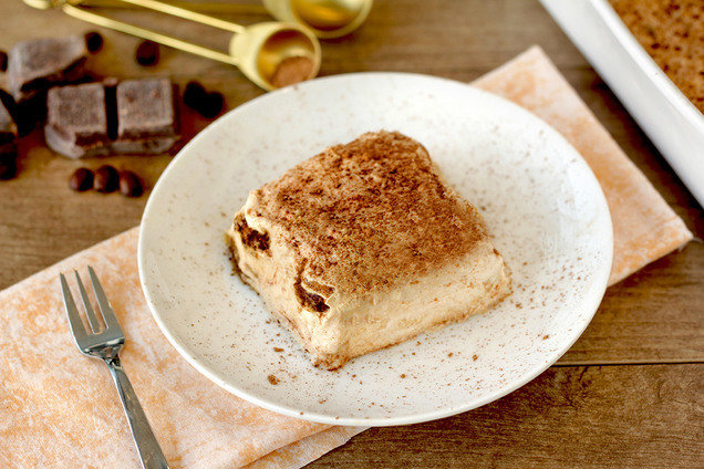 Hungry Girl's Healthy Top-Tier Tiramisu Recipe