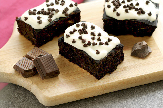 Hungry Girl's Cream Cheese BrownieZ Recipe