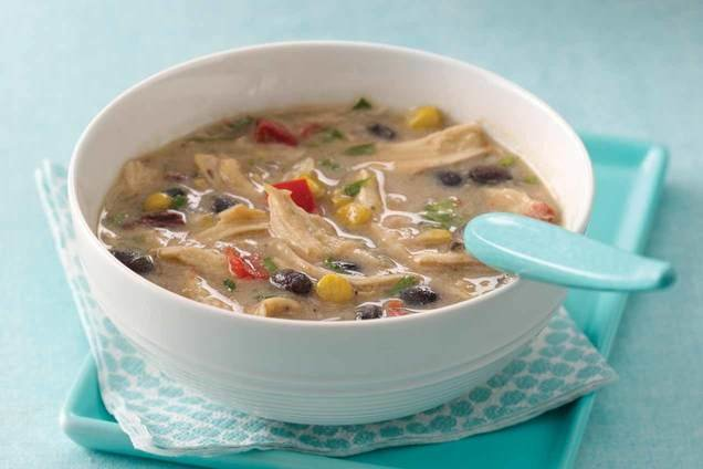Hungry Girl's Healthy Southwest Chicken Chowder Recipe