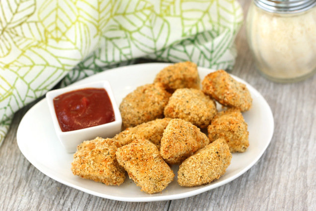 Healthy Air-Fryer Chicken Nuggets Recipe