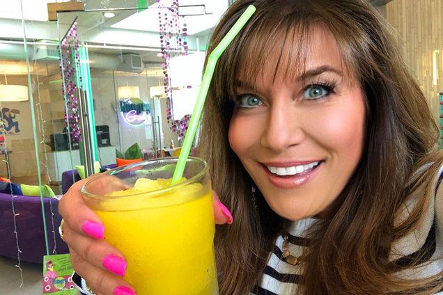 Lisa's Pineapple Crushie Summer Slushies Recipe
