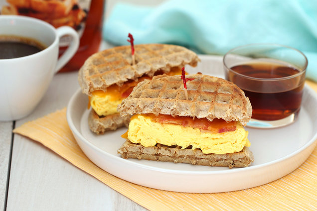 Hungry Girl's Healthy The Morning Waffle Dip Recipe