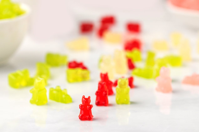 Hungry Girl's Healthy DIY Gummy Bears Recipe